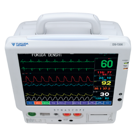 Bedside Monitor<br>DYNASCOPE DS-7200
