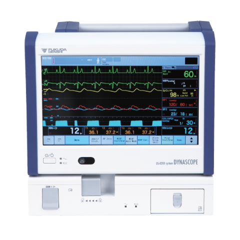 Bedside Monitor<br>DYNASCOPE DS-8200