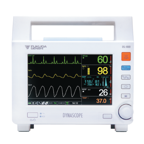 Bedside Monitor<br>DYNASCOPE DSL-8001