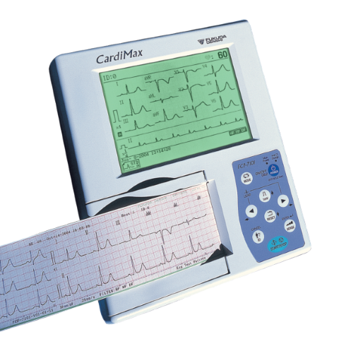 Electrocardiograph<br>CardiMax FCP-7101