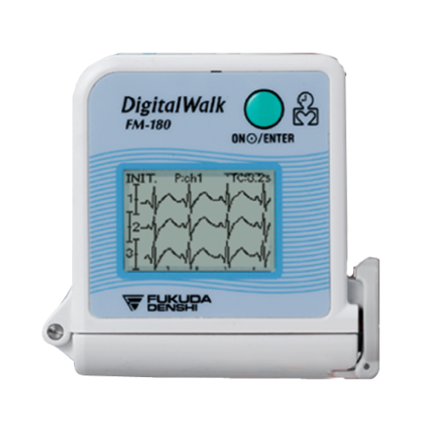 Digital Holter Recorder<br>Digital Walk FM-180