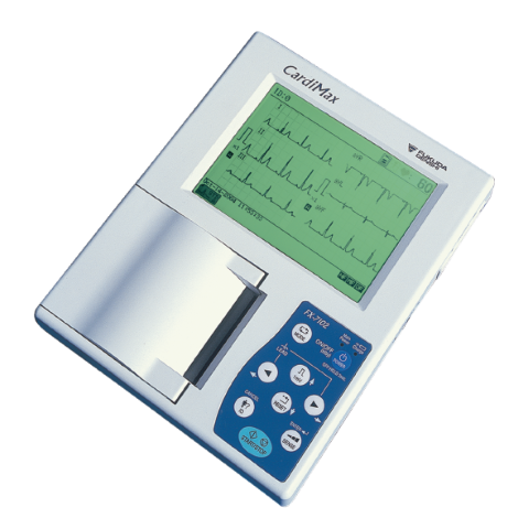 Electrocardiograph<br>CardiMax FX-7102