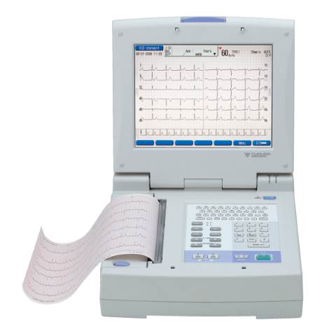 Electrocardiograph<br>CardiMax FX-7542
