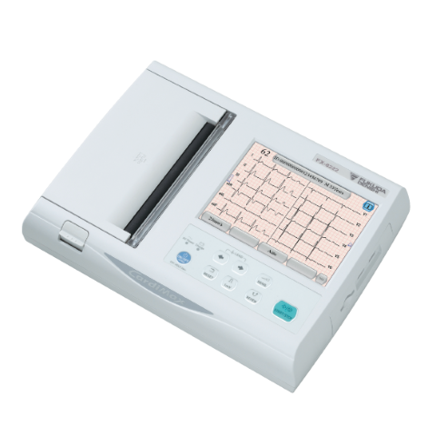 Electrocardiograph<br>CardiMax FX-8222