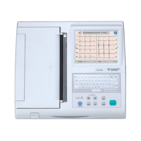 Electrocardiograph<br>CardiMax FX-8322