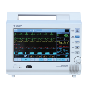 Bedside Monitor<br>DYNASCOPE DS-8100 System