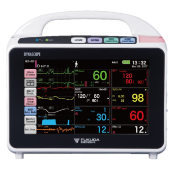 Bedside Monitor<br>DYNASCOPE DS-8007 System